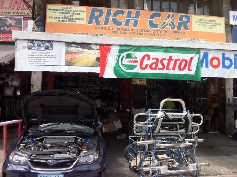 Richcar Auto Parts Amp Car Accessories Autosavvy101