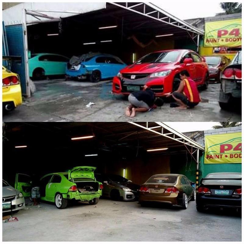 Cheap Brake Service Near Me >> P4 Paint & Bodykits - autosavvy101