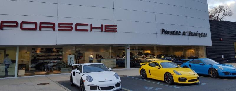 Porsche-Huntington